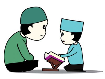 """Belajar Menjadi Guru dan Murid """"Budiman"""""""