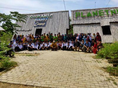 Planet NUFO Sediakan Beasiswa Penuh untuk 70 Yatim Piatu