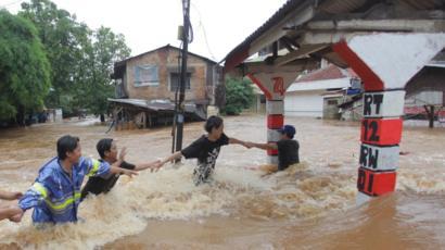 Dilema Banjir Ibu Kota dan Komitmen Mencegahnya