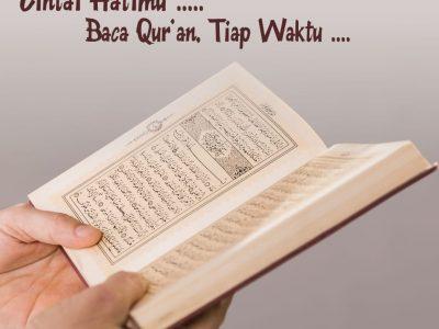 Niat Menghafalkan al-Qur'an