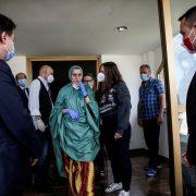 Silvia Romano memeluk Islam setelah menjadi tawanan Asy-Syabaab Somalia