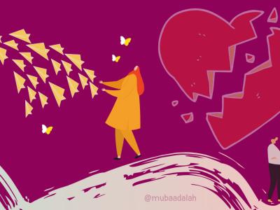 Ikhtiar Solusi Buat Istri karena Suami dalam Jeratan Mantan