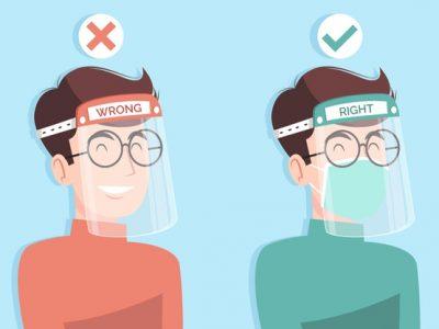 Mengenal Face Shield dan Manfaatnya di Masa Pandemi Covid-19