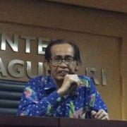 Mantan Hakim Agung Artidjo. Foto: Suara.com