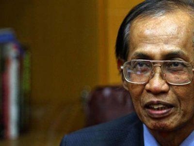 Mantan Hakim Agung Artidjo Alkostar Meninggal Dunia. Foto: Internet