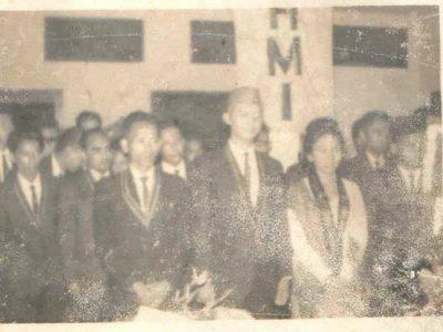 Kongres HMI VIII Solo tahun 1966