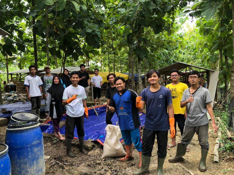 Gambar adalah peserta pelatihan yang didakan Monash Institute Semarang