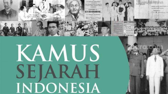 Cover Buku Kamus Sejarah Indonesia
