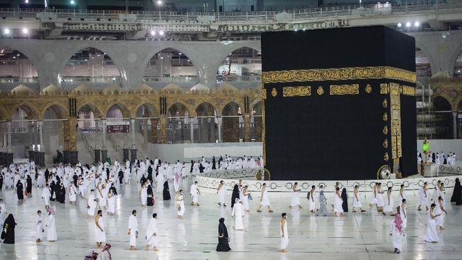 Arab Saudi Buka Umrah Secara Terbatas, Ini Jumlah Jammah di Gelombang Pertama